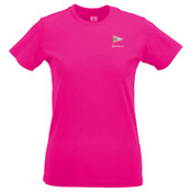 J155F Ladies Russell Slim Fit T-Shirt